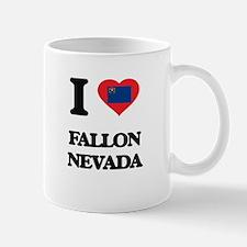 I love Fallon Nevada Mugs