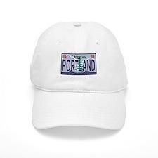 Oregon Plate - PORTLAND Baseball Cap
