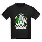 Selioke Family Crest Kids Dark T-Shirt