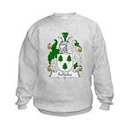 Selioke Family Crest Kids Sweatshirt