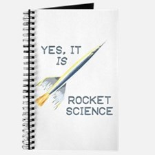 It's Rocket Science Journal