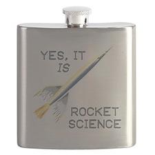 IT'S ROCKET SCIENCE Flask