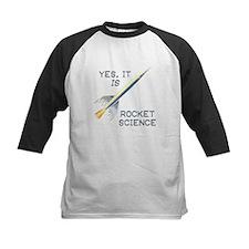 IT'S ROCKET SCIENCE Baseball Jersey
