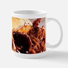 BBQ Beef Brisket Sandwich Mugs