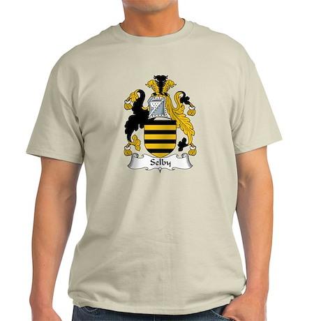 Selby Family Crest Light T-Shirt