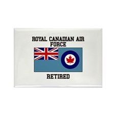 Royal Canadian Air Force Retired Magnets