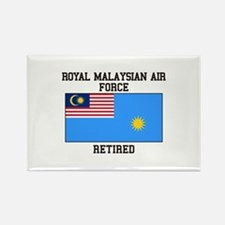 Royal Malaysian Air Force Retired Magnets