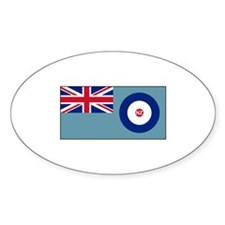 New Zealand Air Force Flag Decal