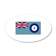 New Zealand Air Force Flag Wall Decal