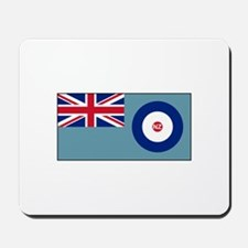 New Zealand Air Force Flag Mousepad