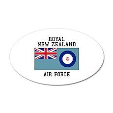 Royal New Zealand Air Force Wall Decal
