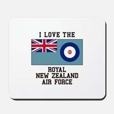 I Love The Royal New Zealand Air Force Mousepad