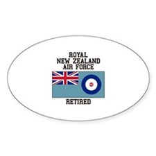 Royal New Zealand Air Force Retired Decal