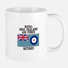 Royal New Zealand Air Force Retired Mugs