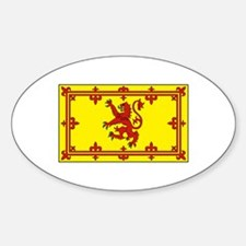 Royal Standard of Scotland Flag Decal