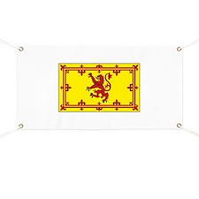Royal Standard of Scotland Flag Banner