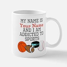Sports Addict Mugs