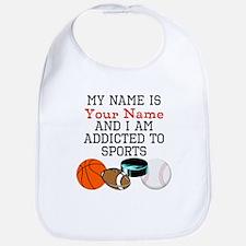 Sports Addict Bib