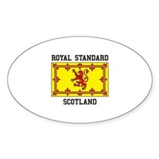Royal Standard of Scotland Decal