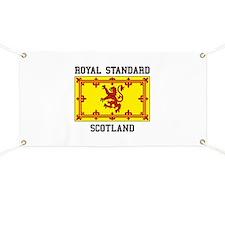 Royal Standard of Scotland Banner