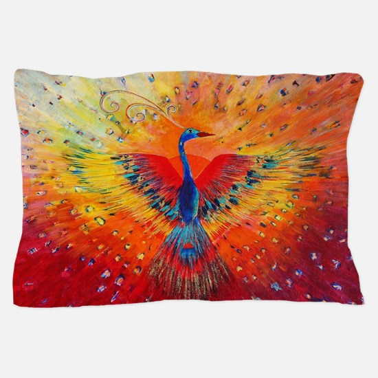 Phoenix 1 Pillow Case