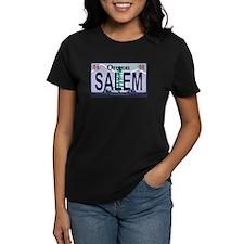 Oregon Plate - SALEM Tee