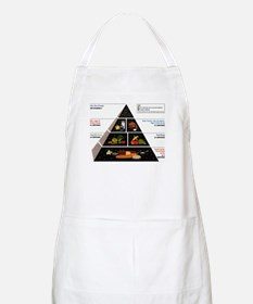 Food Pyramid Apron