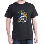 Seaman Family Crest Dark T-Shirt