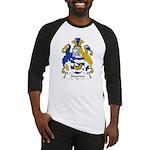 Seaman Family Crest Baseball Jersey