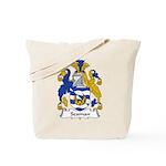 Seaman Family Crest Tote Bag