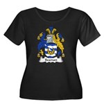 Seaman Family Crest Women's Plus Size Scoop Neck D