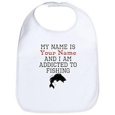 Fishing Addict Bib