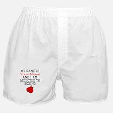 Boxing Addict Boxer Shorts