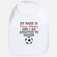 Soccer Addict Bib