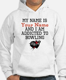 Bowling Addict Hoodie