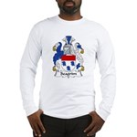 Seagrim Family Crest Long Sleeve T-Shirt