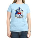 Seagrim Family Crest Women's Light T-Shirt