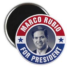 Marco Rubio For President Magnet
