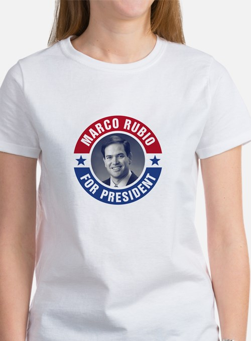 Marco Rubio For President Tee