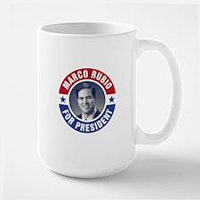 Marco Rubio For President Large Mug