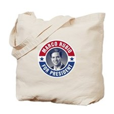 Marco Rubio For President Tote Bag
