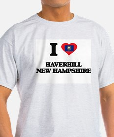 I love Haverhill New Hampshire T-Shirt