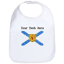 Worn Nova Scotia Flag (Custom) Bib