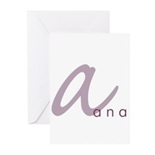 ana Greeting Cards (Pk of 10)