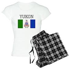 Yukon Flag Pajamas