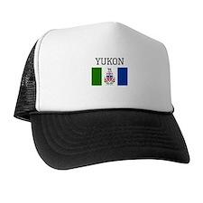 Yukon Flag Trucker Hat