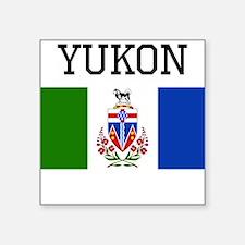 Yukon Flag Sticker