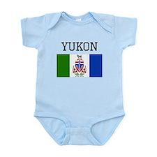 Yukon Flag Body Suit