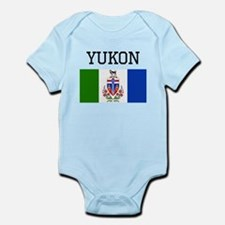 Yukon Flag Body Suit