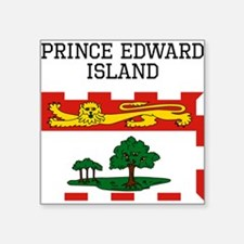 Prince Edward Island Flag Sticker